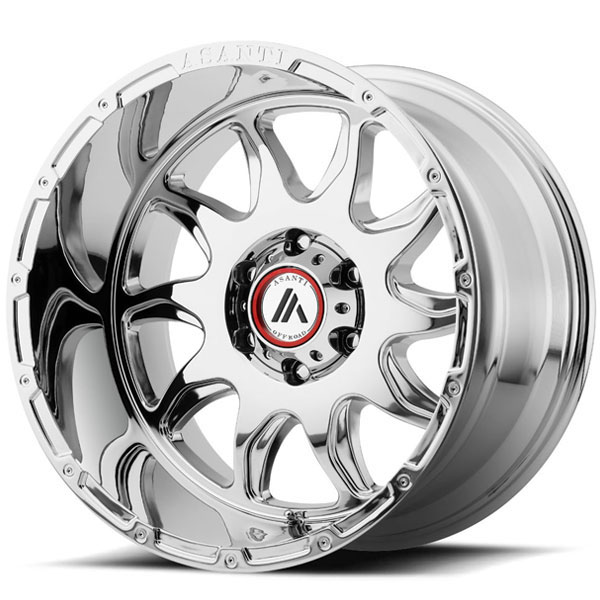 Asanti Off-Road AB-810 Chrome