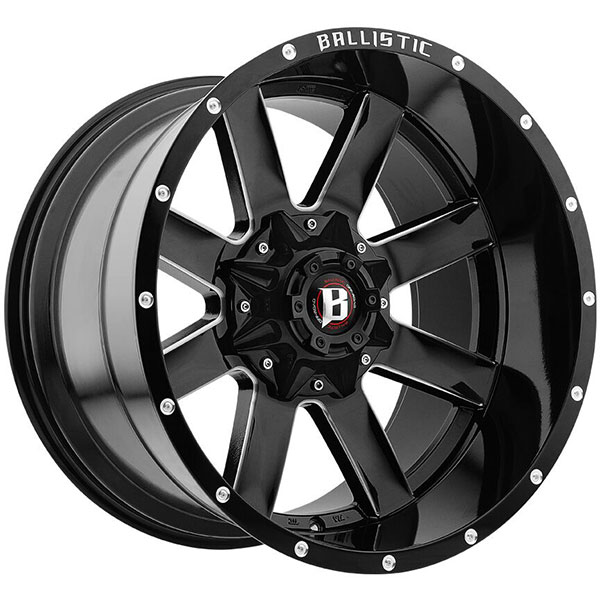Ballistic Rage 959 Gloss Black