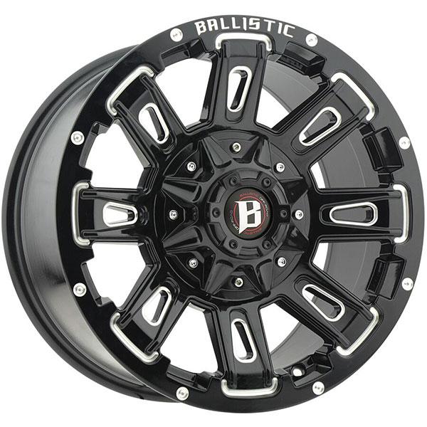 Ballistic Ravage 958 Gloss Black