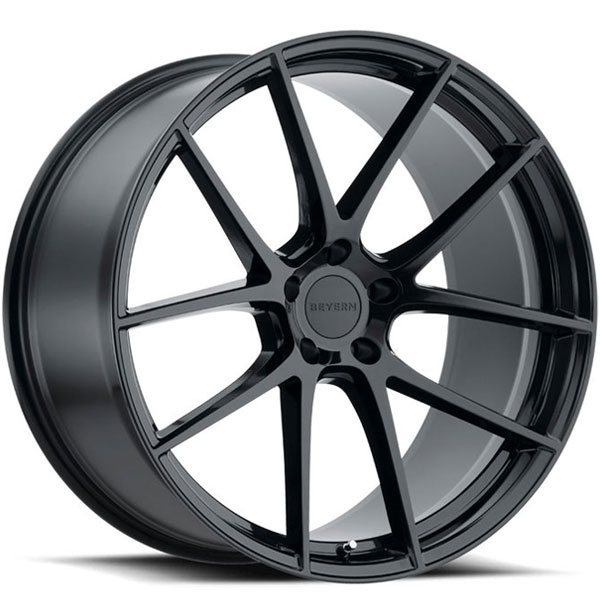 Beyern Ritz Gloss Black