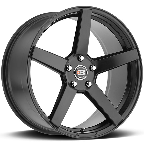 Big Bang BB22 Satin Black