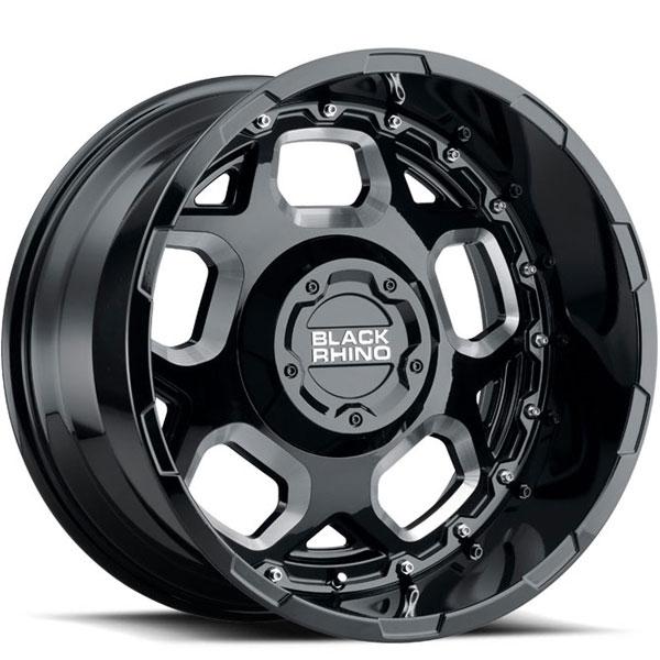 Black Rhino Gusset Gloss Black