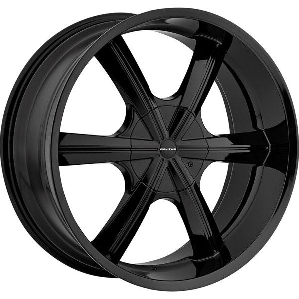 Cratus CR007 Gloss Black