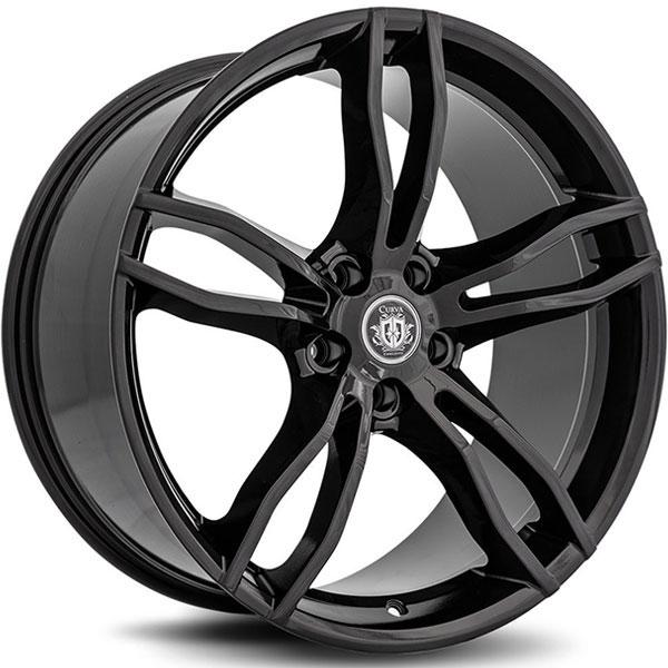 Curva Concepts C17 Gloss Black