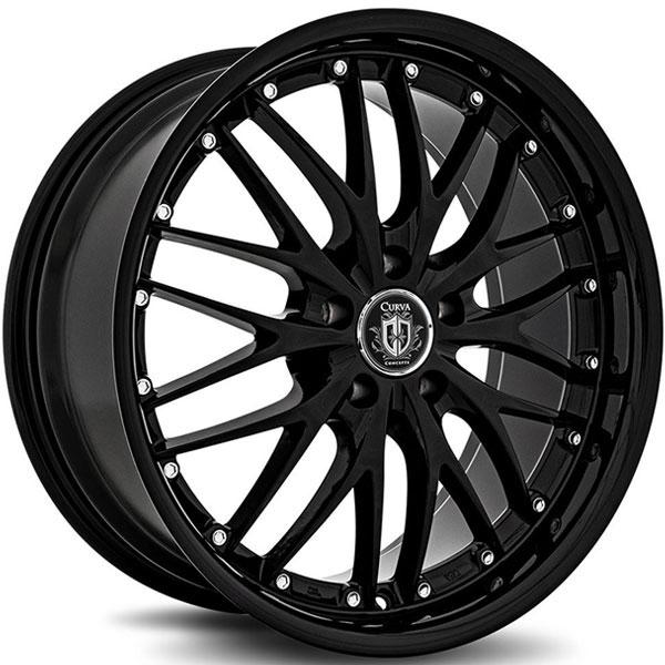 Curva Concepts C3 Gloss Black