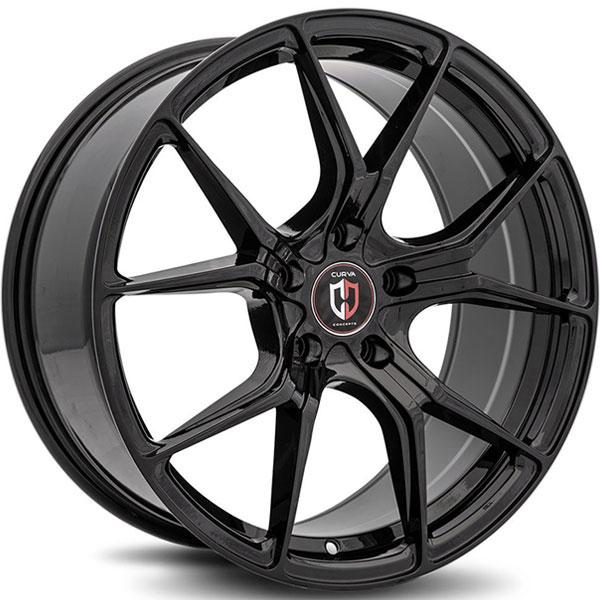 Curva Concepts C42 Gloss Black