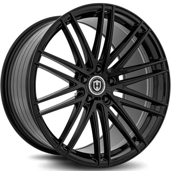 Curva Concepts CFF50 Gloss Black