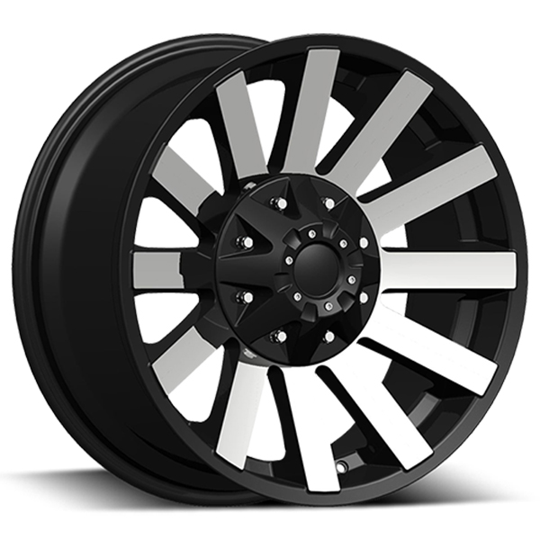 DCenti DW980 Black with Machined Face