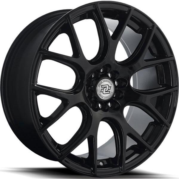 Drag Concepts R15 Satin Black