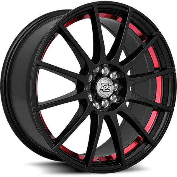 Drag Concepts R16 Gloss with Red Inner