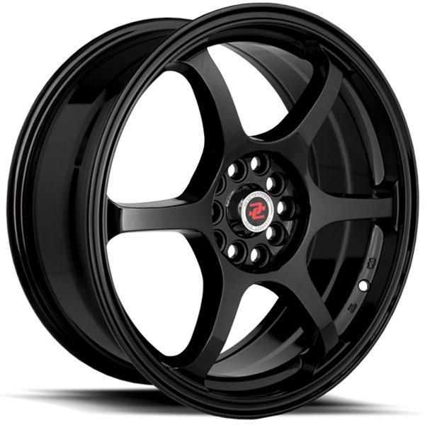 Drag Concepts R25 Gloss Black