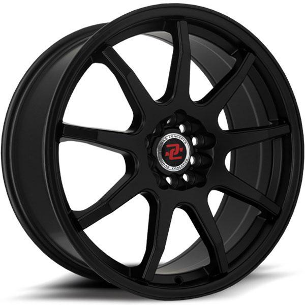 Drag Concepts R31 Satin Black