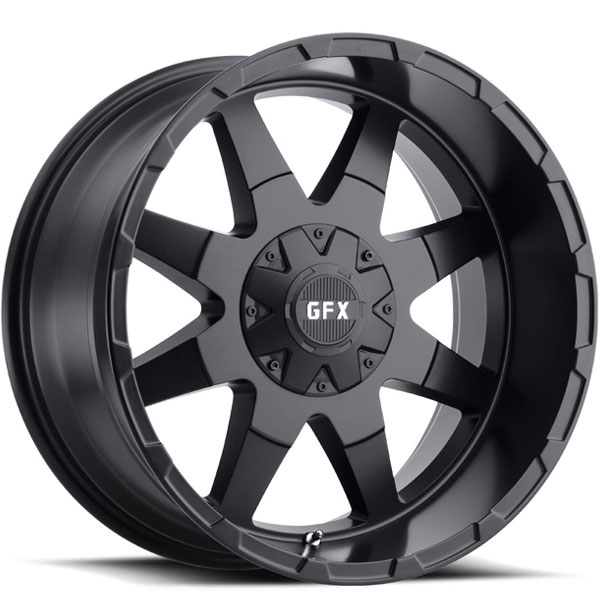 G-FX TR12 Matte Black