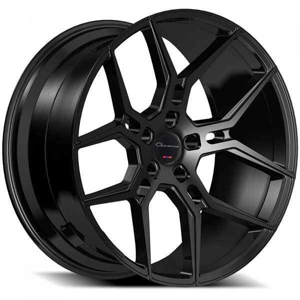 Giovanna Haleb Semi Gloss Black