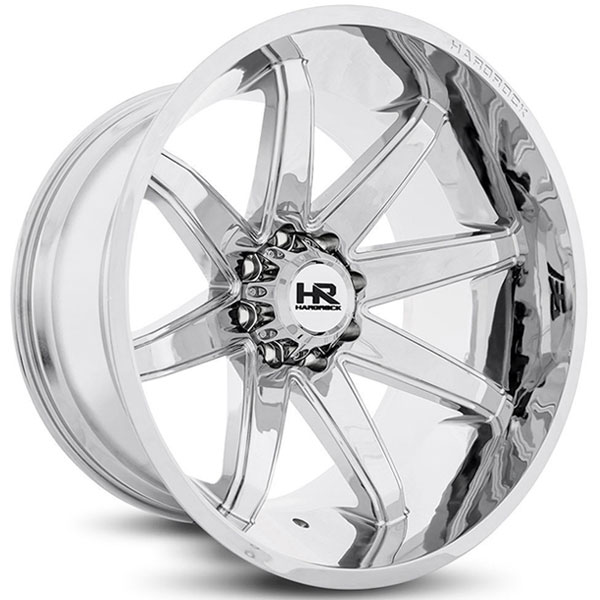 Hardrock Offroad H502 Painkiller Xposed Chrome