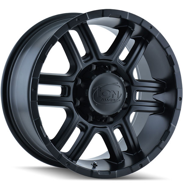 Ion Alloy 179 Matte Black