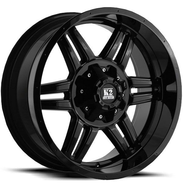 K2 OffRoad K06 Sphinx Gloss Black