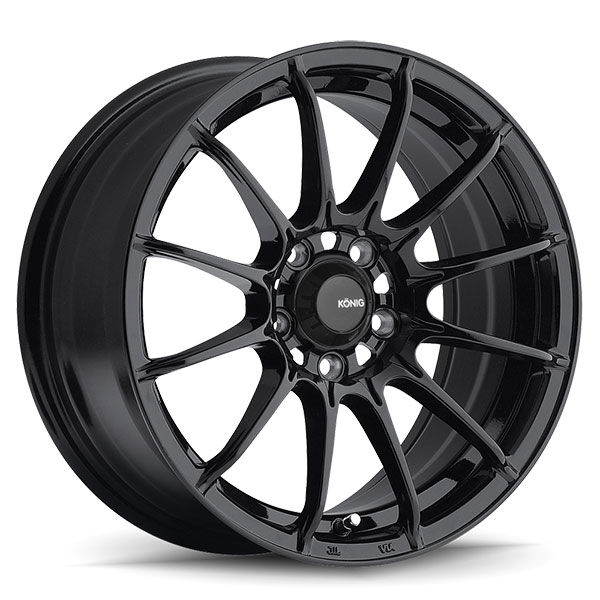 Konig Dial-In Gloss Black