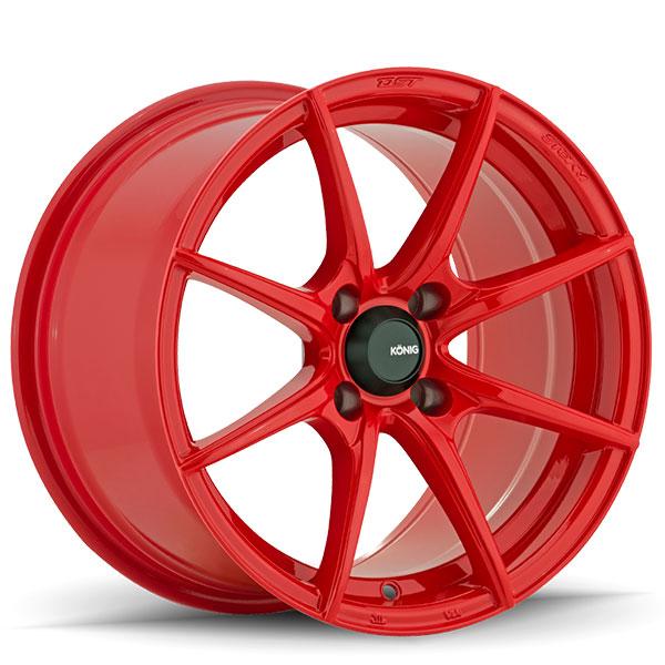 Konig Helix Red