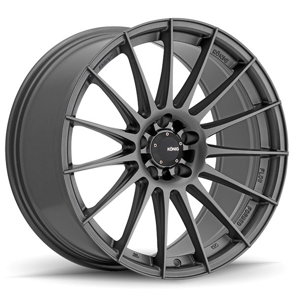 Konig Rennform Matte Grey