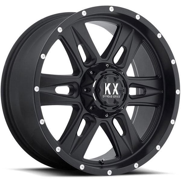 KX Offroad CP78 matte black