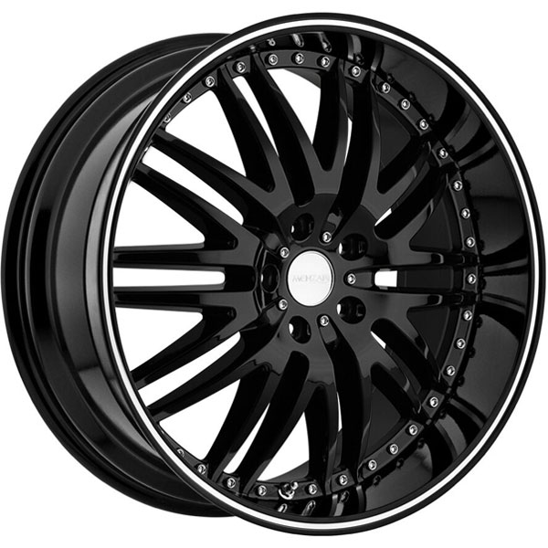 Menzari Z04 M-Sport Gloss Black with Machined Stripe