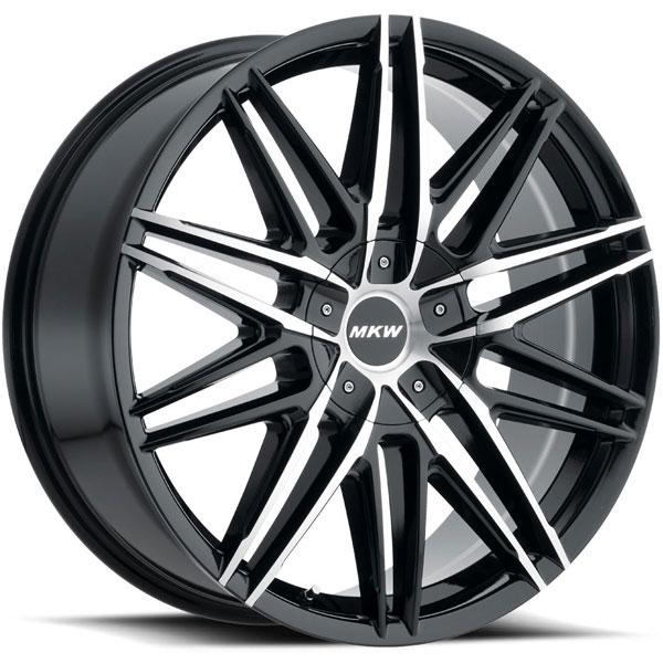 MKW M124 Gloss Black
