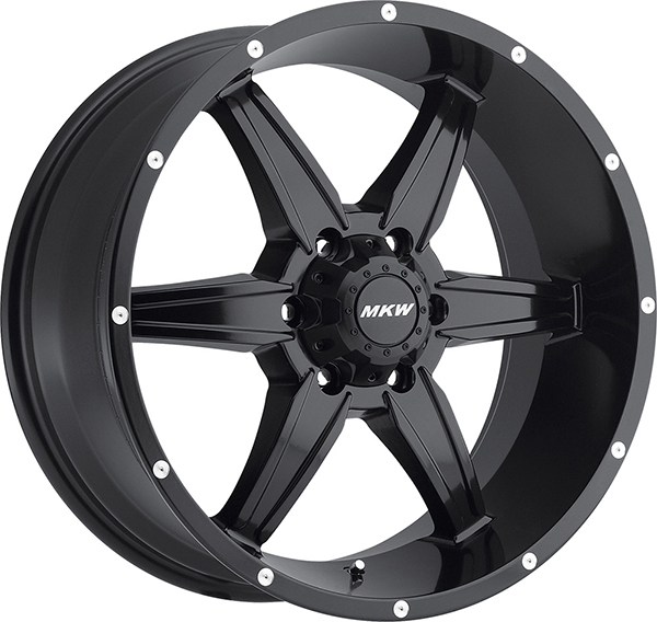 MKW M89 Satin Black