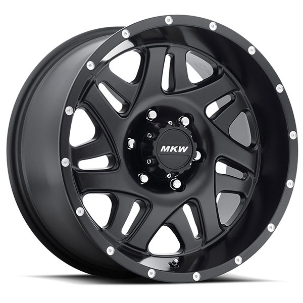 MKW M91 Satin Black