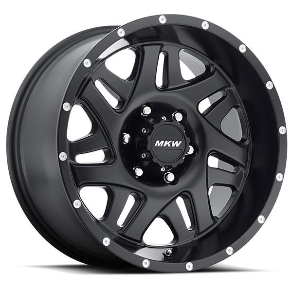 MKW M91 Satin Black