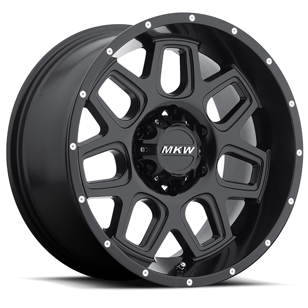MKW M92 Satin Black