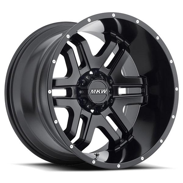 MKW M93 Satin Black