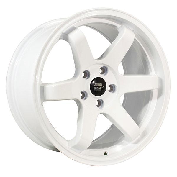 MST MT01 Gloss White