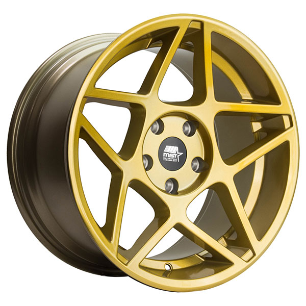 MST MT26 Gold