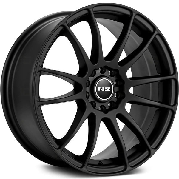 NS Series NS1204 Matte Black