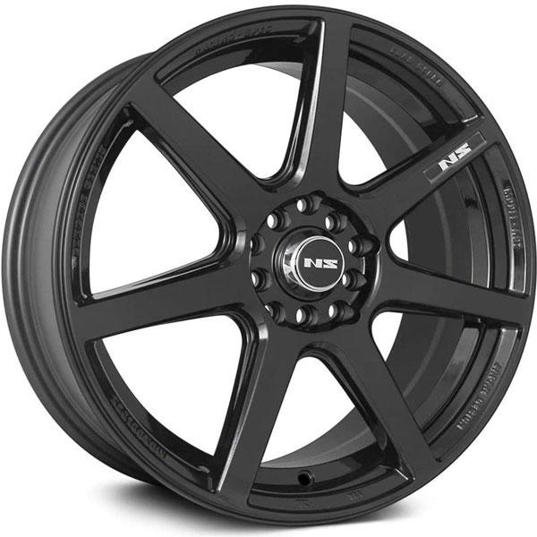 NS Series NS1407 Black