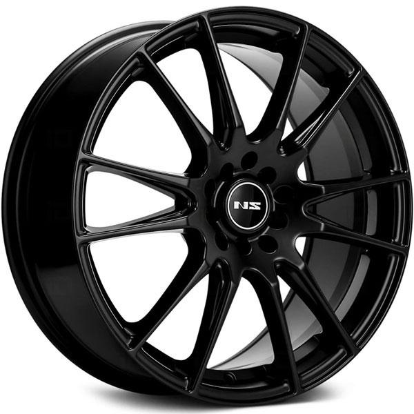 NS Series NS1505 Matte Black