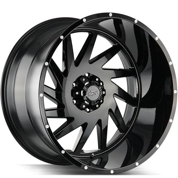 Off-Road Monster M12 Gloss Black
