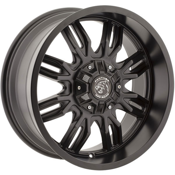 Panther Off-Road 580 Gloss Black