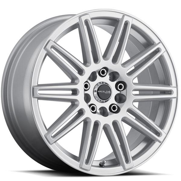 Raceline 143S Cobalt Gloss Silver