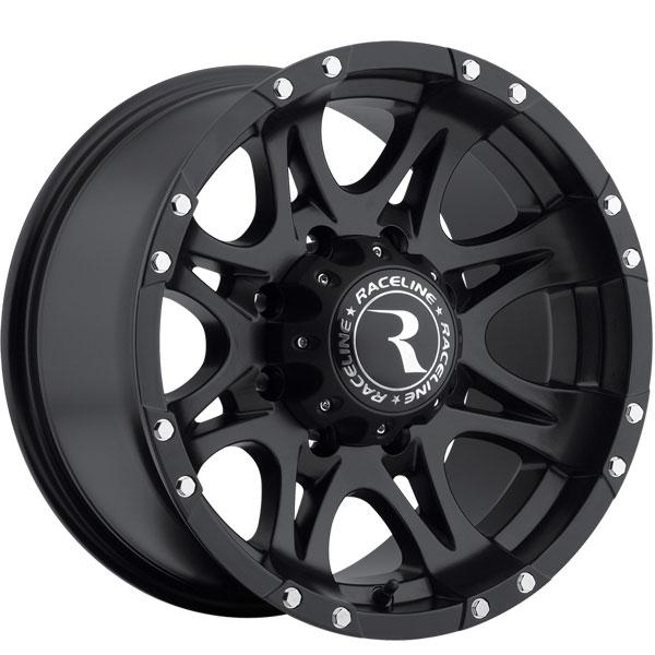 Raceline 981 Raptor Black