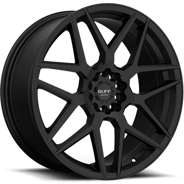 Ruff Racing R351 Flat Black
