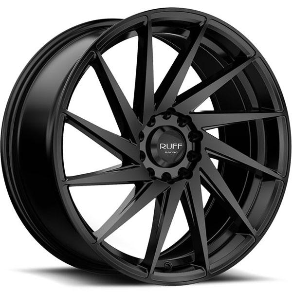Ruff Racing R363 Satin Black
