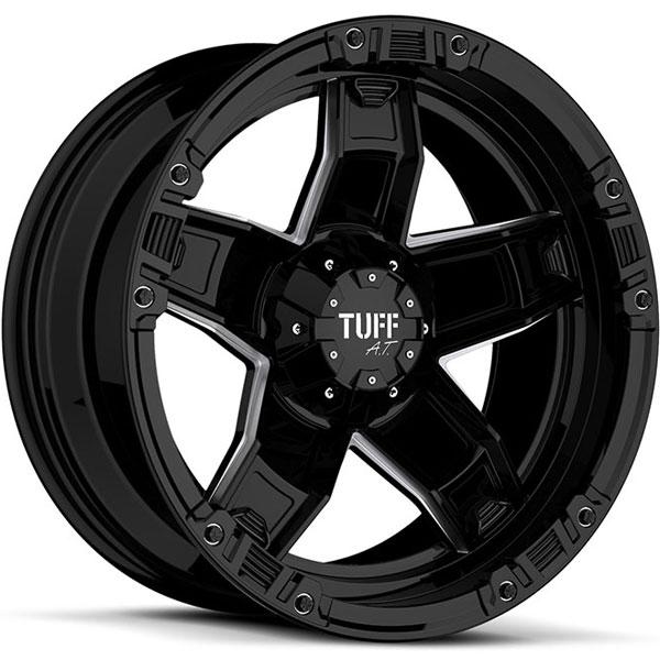 Tuff T10 Gloss Black