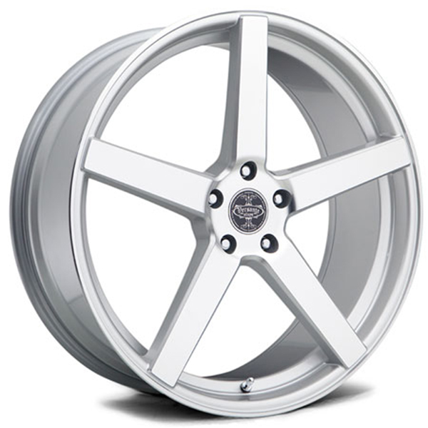 Versante 504 Silver Machined