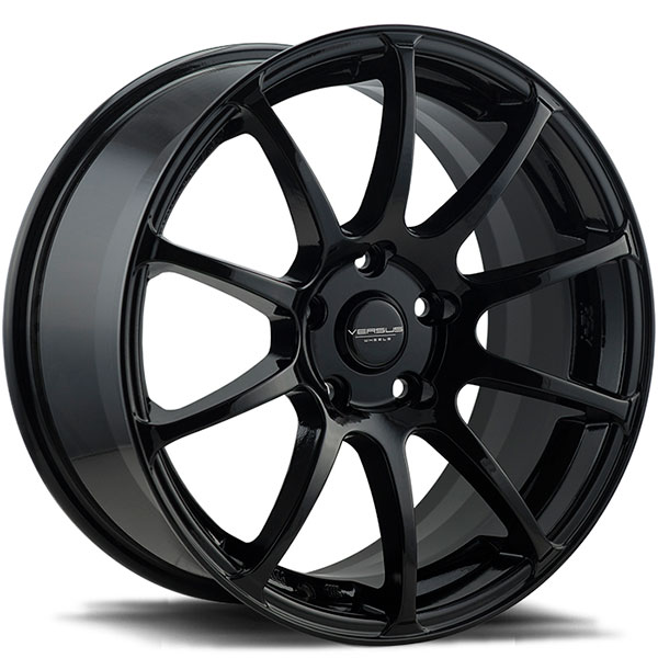 Versus VS639 Gloss Black