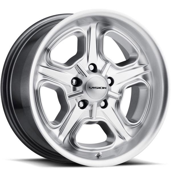 Vision 147 Daytona Hyper Silver
