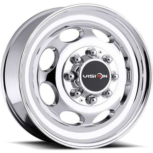 Vision 181NR Chrome Front