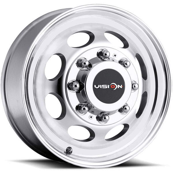 Vision 181NR Machined Front