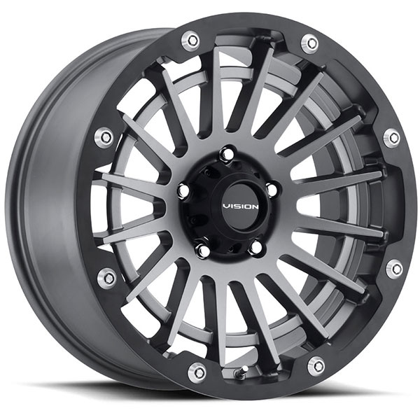 Vision 417 Creep Satin Grey